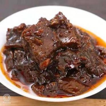 火锅蘸料蘸酱微辣牛肉酱瓶装下饭菜拌饭拌面微辣牛肉酱