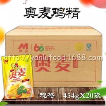 重庆飞亚飞马奥麦鸡精炒菜火锅米线酸辣粉鸡精鸡味鸡鲜454gx20袋
